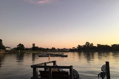 Lovely Nagambie Lakeside Getaway Home - Nagambie - Hus