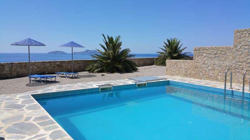 Villa Stephania Agios Pavlos / Triopetra Studio