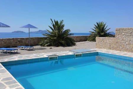 Villa Stephania Agios Pavlos Triopetra