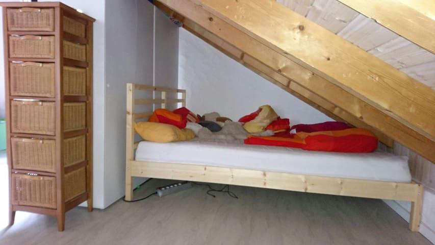 35min bis Zürich, ruhiges wg Zimmer - Hochfelden - Hus
