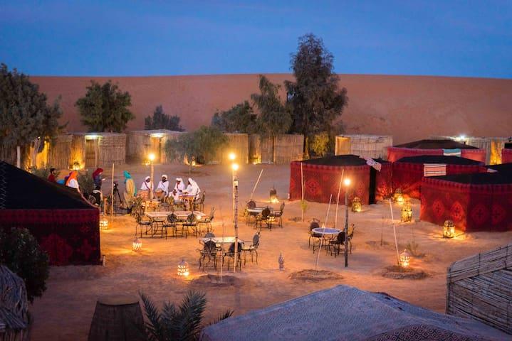 Ali & Sara's Desert Palace - Merzouga - Tent