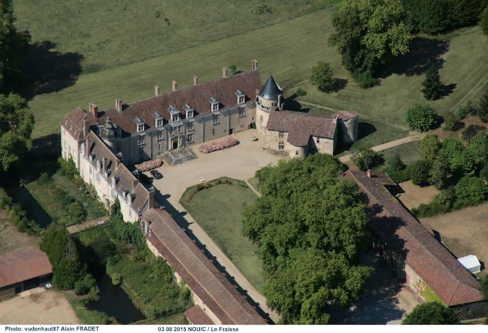 Château du Fraisse - Nouic - Castle