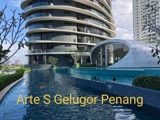 Penang 2 Bedroom Private Apartment @ Arte S