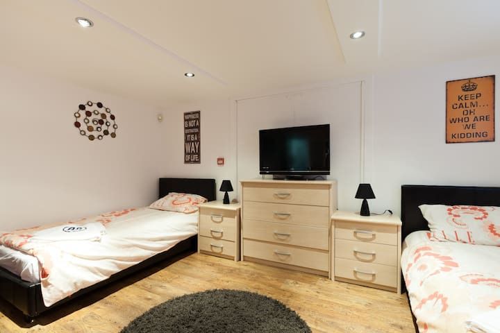 Manchester Centre Hotel Triple Room - Manchester - Bed & Breakfast