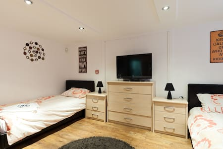 Manchester Centre Hotel Triple Room - Manchester