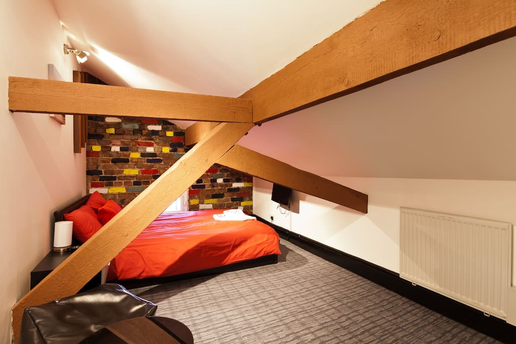 Manchester Centre Hotel The Loft