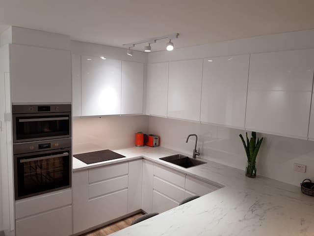 Newly renovated fully self contained apartment