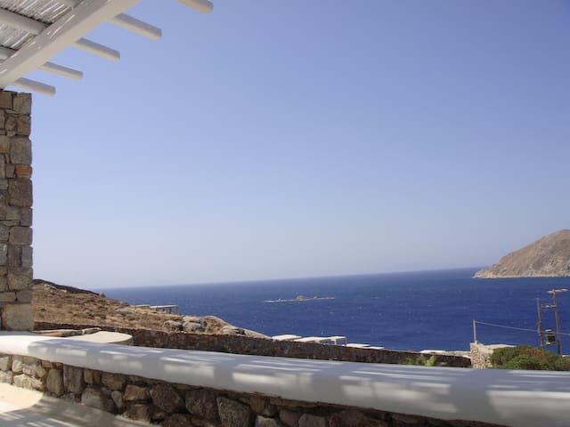 Aegean sea view