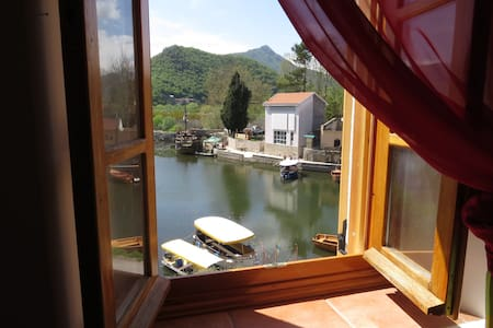 Apartment with a lake view - Virpazar - Appartement