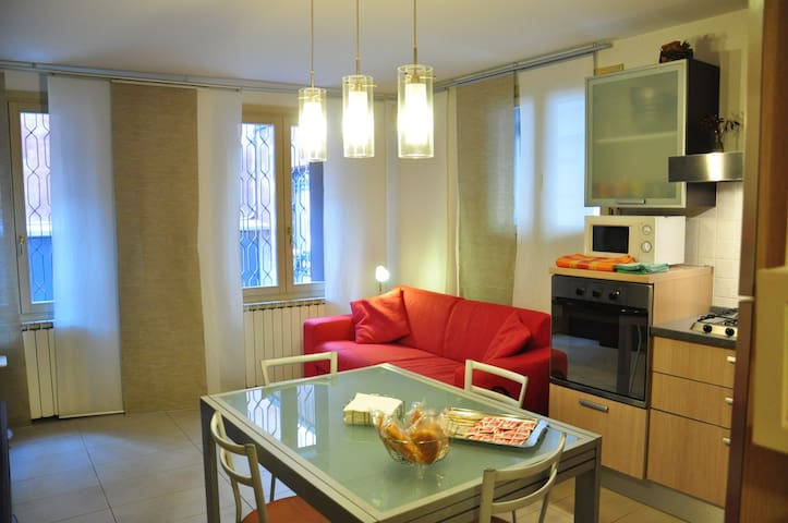 Great Flat for 4 in central Venice! - Venedig - Lejlighed