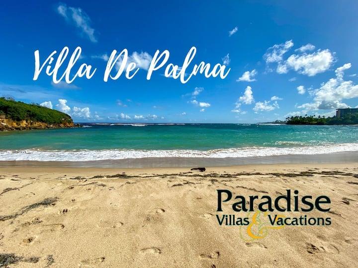 de Palma -Oceanfront community w/3 pools sanitized