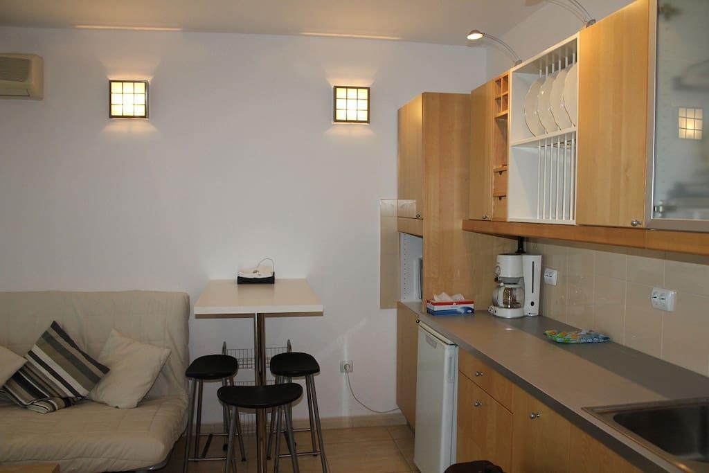 Livingroom open space