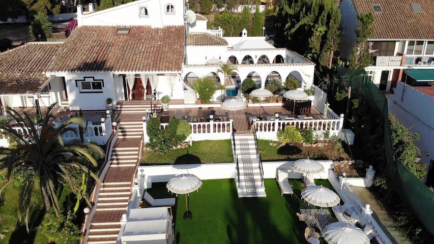 "Boutique hotel ""Villa Gatsby Marbella"""
