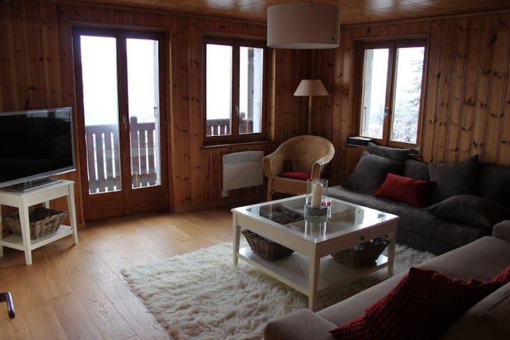 Appart ski vacation / CransMontana - Montana - Flat