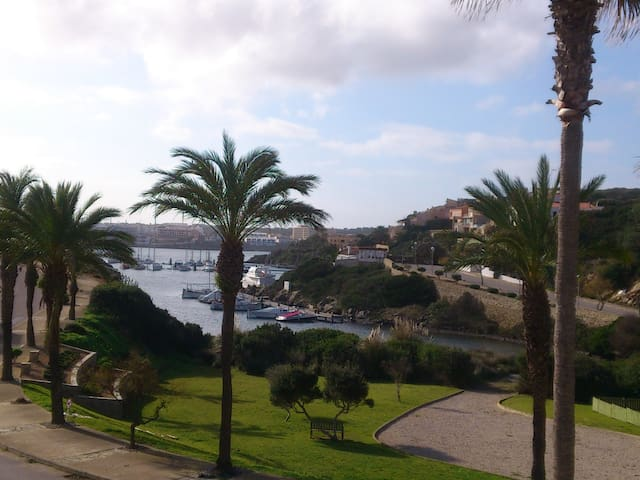 Nice apartment port mahon views - Mahon - Appartement