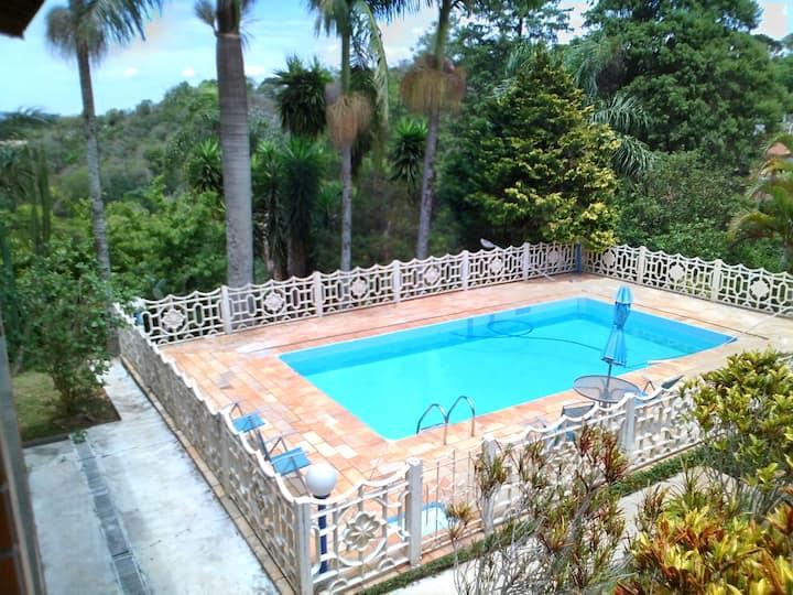 Chácara Atibaia - Rancho das Andorinhas