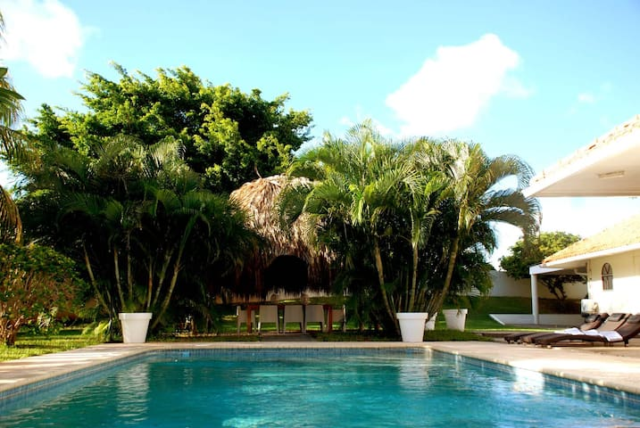 Authentic Colonial Tropical Villa - Willemstad - Villa