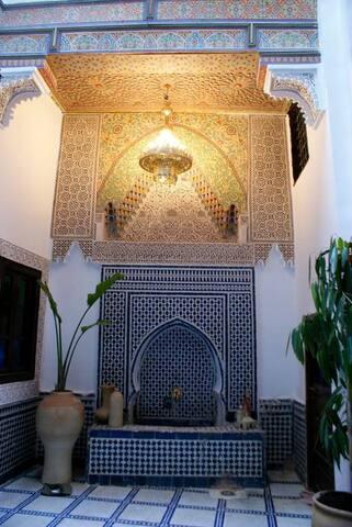 Chez Khadija, la Roze (2 personnes) - Fes - Bed & Breakfast