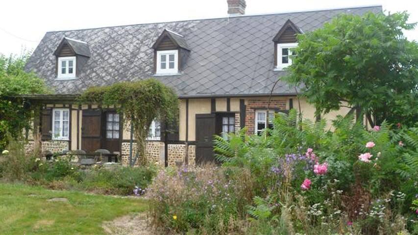 Spom d'Api, Cottage for 2 people - Saint-Aubin-de-Bonneval