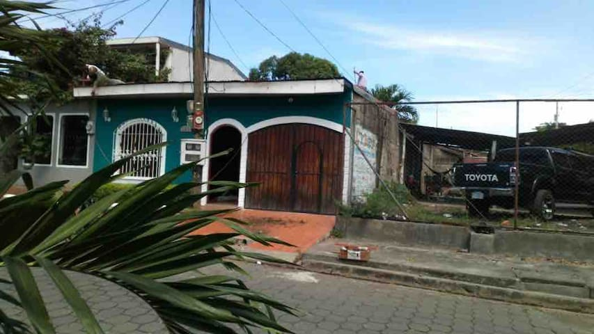 Bertrand home