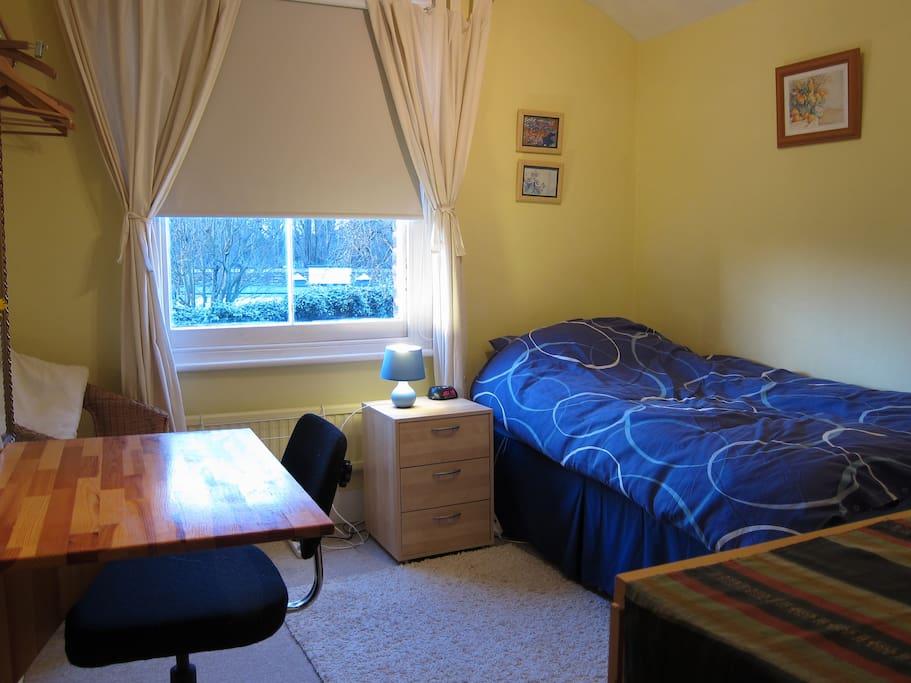 Another bedroom first floor