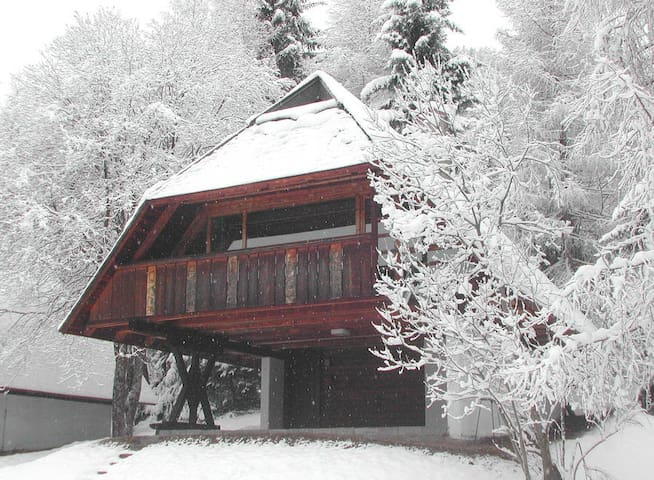 Your  house in the mountains 1300m - Staudach - Chalet