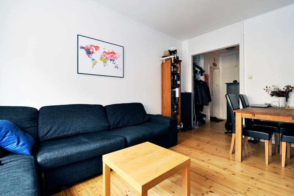 Cosy apartment at Kungsholmen