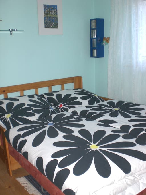 bernachtung in der bauhausstadt bed breakfasts zur miete in dessau ro lau sachsen anhalt. Black Bedroom Furniture Sets. Home Design Ideas