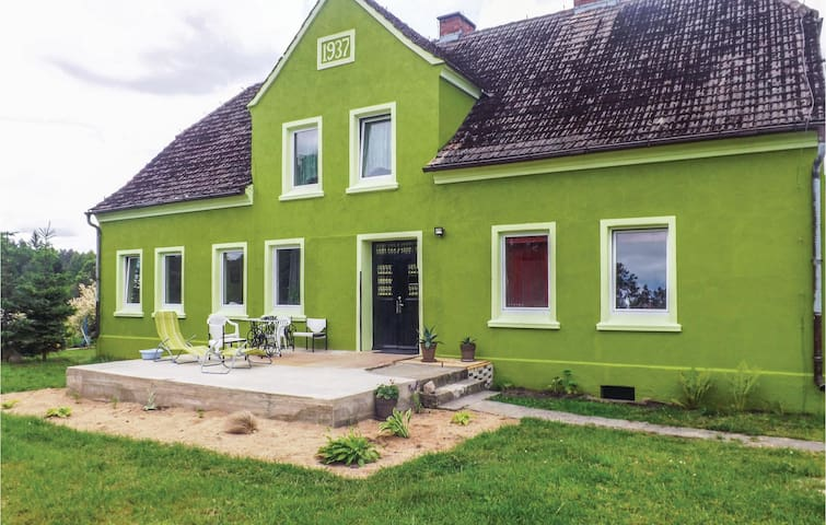 Holiday apartment with 4 bedrooms on 160 m² in Szczecinek