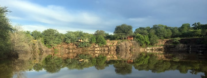 Tented Accommodation - Baobab Camp & Cottages