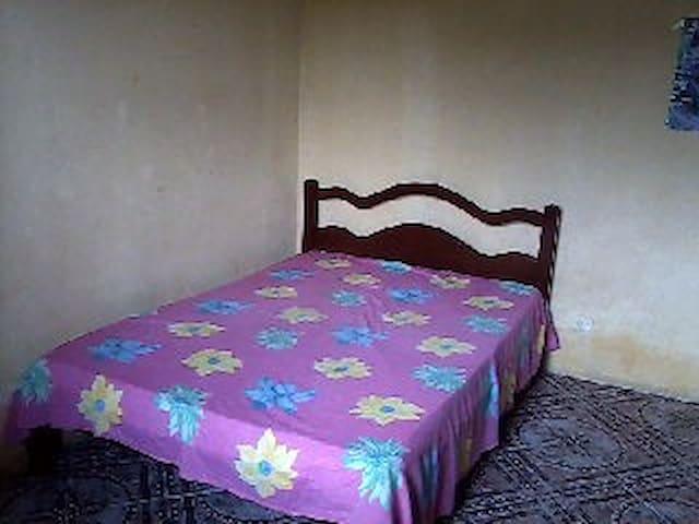 quarto grande para familia ou casal - São Paulo - Slaapzaal