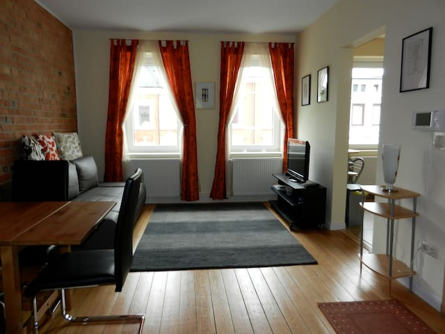 Elegant Apartment near Old Lübeck - Lubeka - Apartament