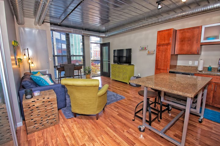 ~ Chic AA Downtown Loft ~ Available for 2nd Semester! ~