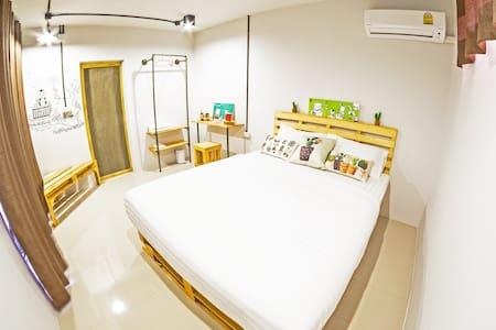 Sleep Cube Standard double room - Khon Kaen - Pis