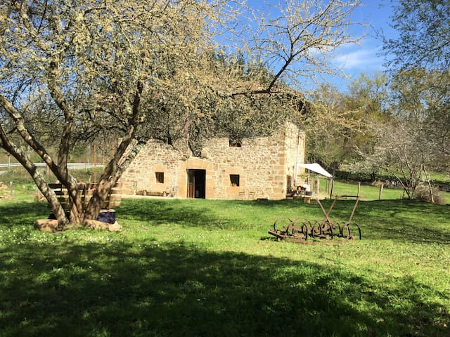 Casa-Txabarri (20 min. Bilbao)