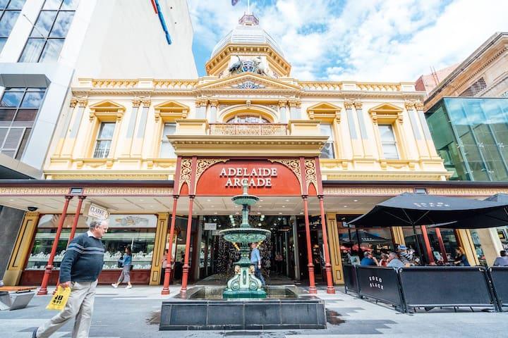 Jessie's Favourites - Adelaide