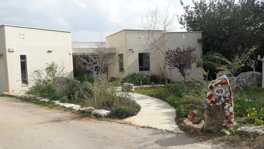 Heart-Lifting villa in the middle of Galilee - Yuvalim - Villa