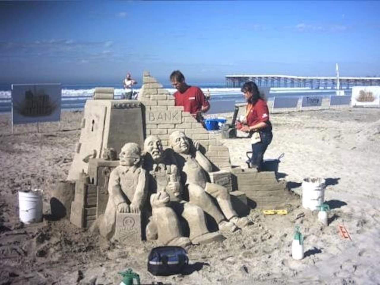 Sand Castle Competition Nearby
