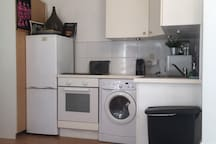 Lovely Studio Flat with Garden, Muswell Hill, N10