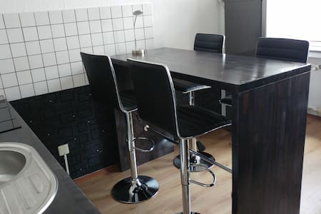 Nikol- Modern 2-Bedroom  Apartment- Ludwigshafen - Apartment