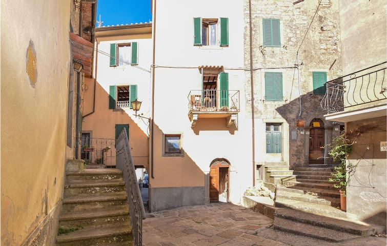 Holiday apartment with 3 bedrooms on 220m² in Santa Fiora