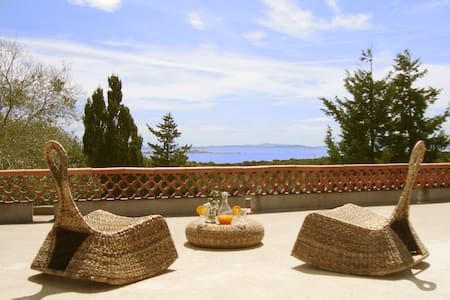 Nice house near beautiful beaches - Bonifacio