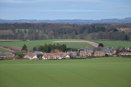 Flodden Battlefield, Branxton - Branxton