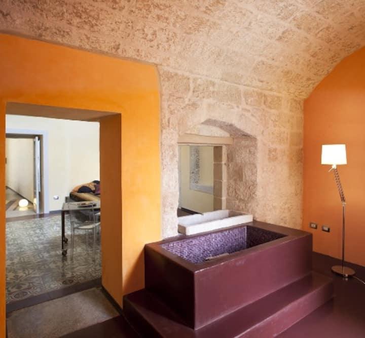 Puglia,Ortelle.Elegant house, the heart of SALENTO