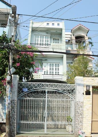 Welcome to my house ☺☺☺★★★★★ - Ho Chi Minh City - Hus