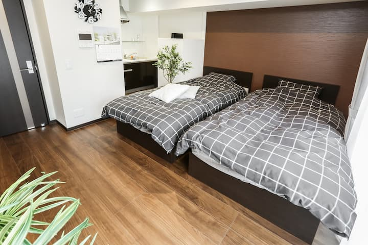 (#16-2)Luxury Room in Shinsakae-machi district