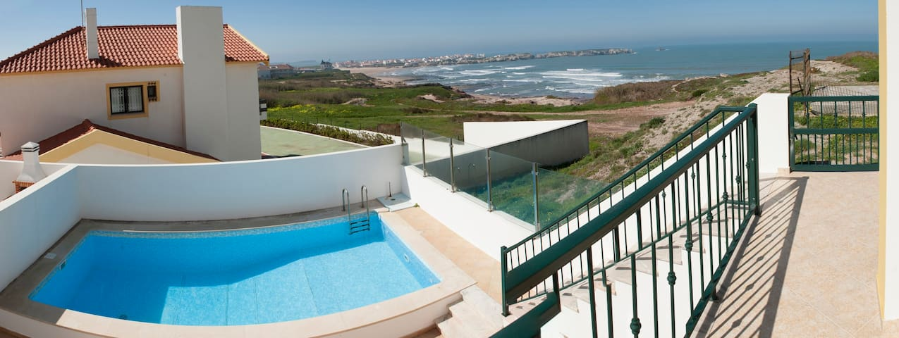 Fabulous Beach House on the Atlantic ( Baleal )