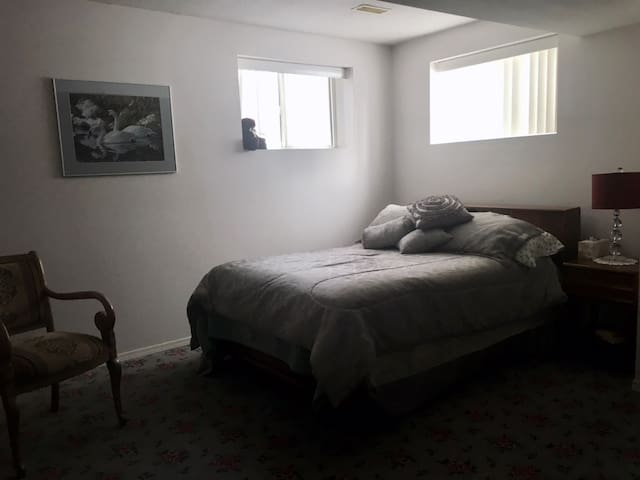 2 Private Bedrooms and Bathroom in Quiet Home - Prince George