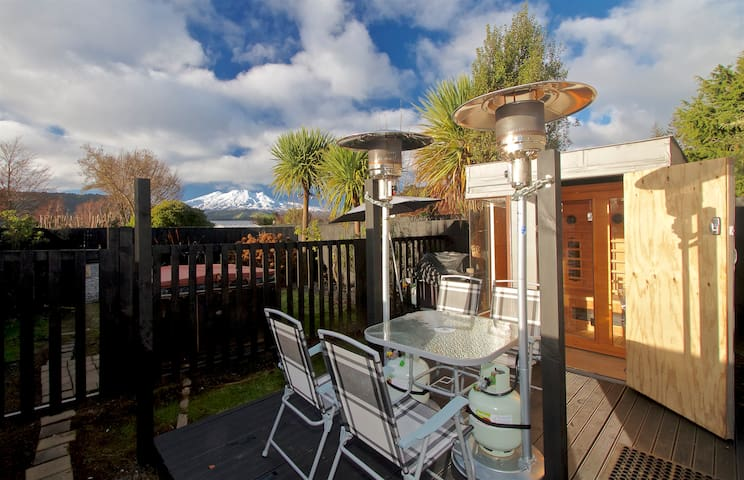 Funky Studio, Couples Retreat-Spa Pool,Wifi,SKYTV - Ohakune - House