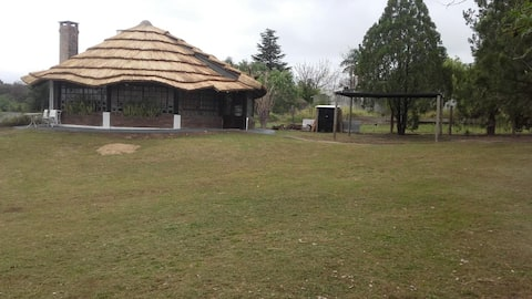 Rustica y cálida cabaña en Paraná